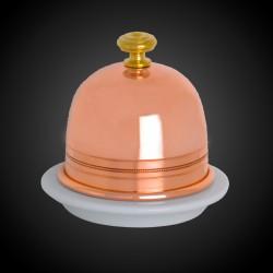 Copper Butter Dish